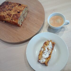 eenvoudig recept voor broodpudding