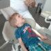 Voor de eerste keer naar de tandarts.