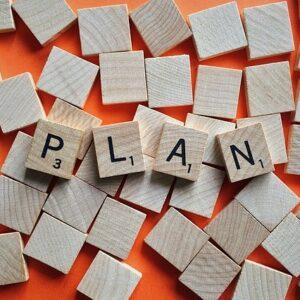 weekplanning blog