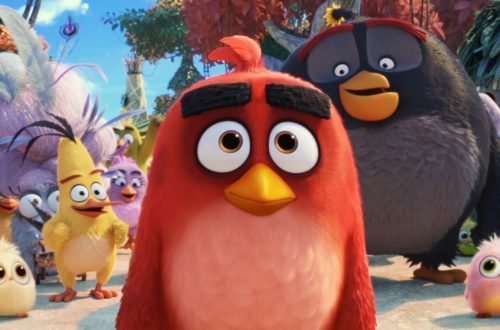Angry birds 2 afbeelding