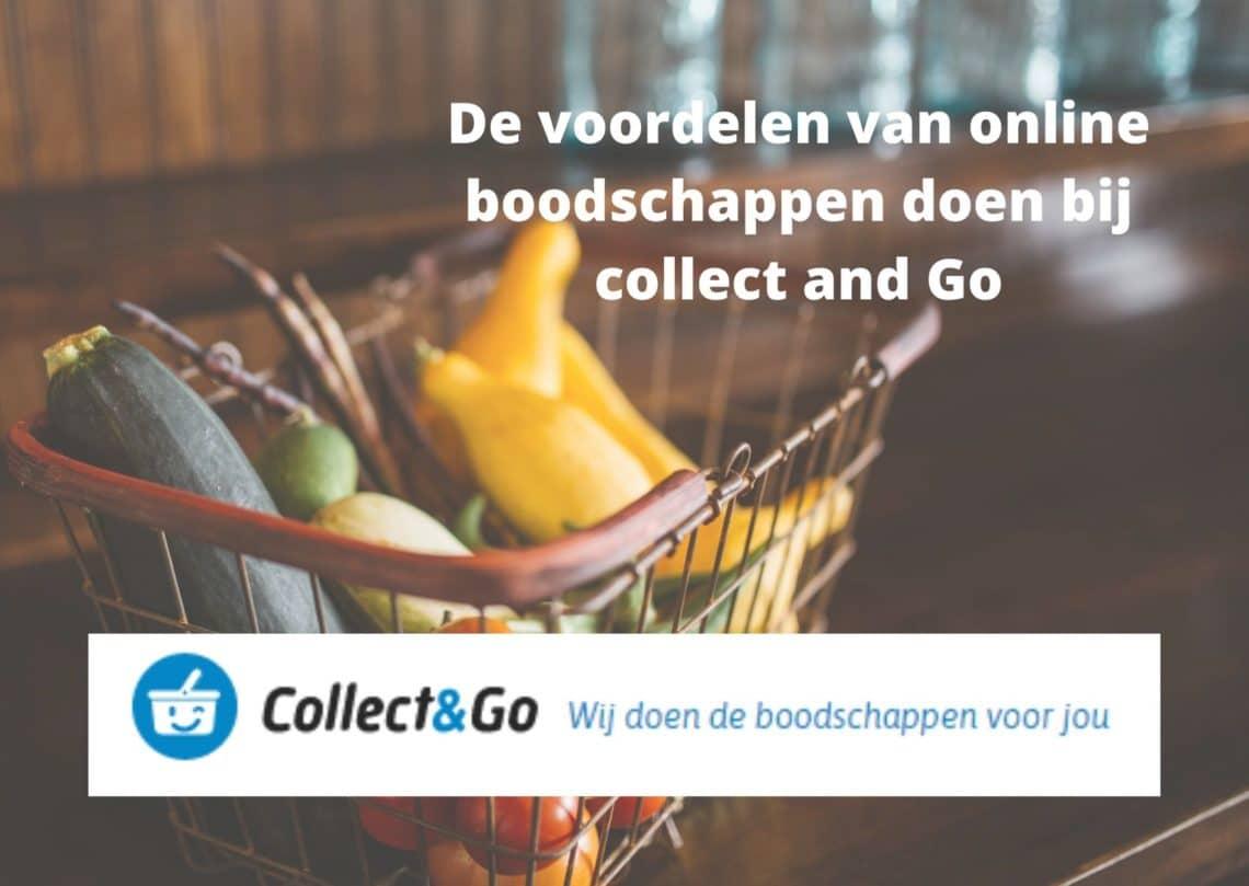 De voordelen van Collect & Go
