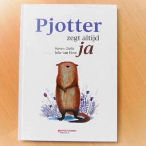 Kinderboek: Pjotter zegt altijd ja