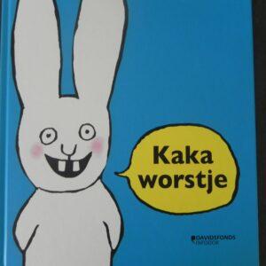 Kinderboek Kakaworstje