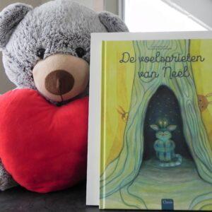 Boek: De voelsprieten van Neel