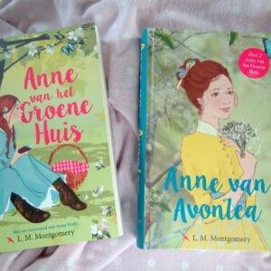 Boeken: Anne van het groene huis en Anne van Avonlea