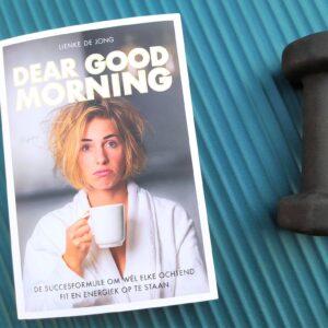 Foto van het boek Dear Good Morning.